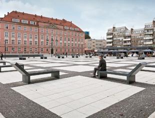 Plac Nowy Targ we Wrocławiu. Przebudowa i modernizacja