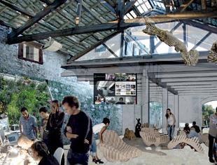 Z cyklu praktyki w zagranicznych pracowniach architektonicznych – Guallart Architects
