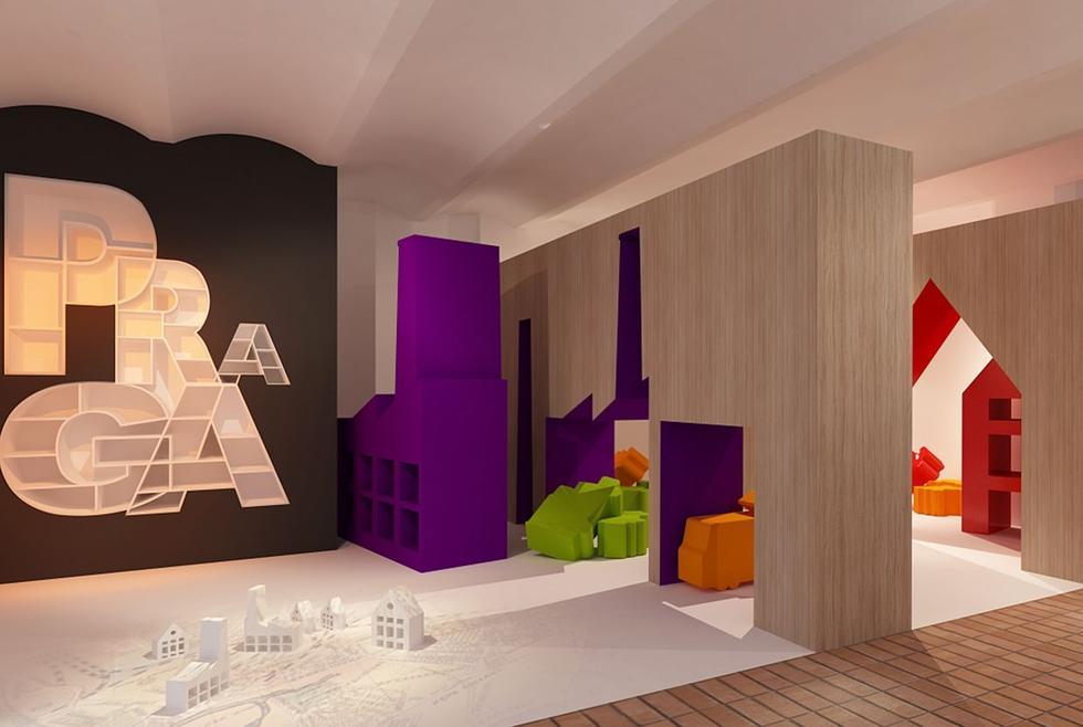 KIPP Projekt Sp. z o.o., sala zabaw dla dzieci, Muzeum Warszawskiej Pragi