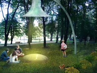 Park Tysiąclecia w Zielonej Górze. Rewitalizacja i nowe funkcje