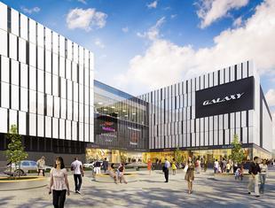 Nowa inwestycja na Pomorzu. Rozbudowa centrum handlowego Galaxy w Szczecinie