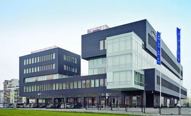 Współczesna architektura biurowa: nowa siedziba PGE w Bełchatowie