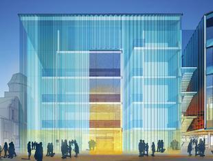 Wyniki konkursu architektonicznego na projekt Sądu Rejonowego w Nysie