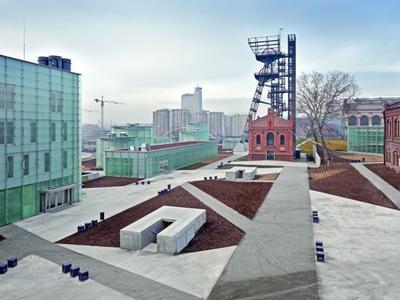 Współczesna architektura Śląska: Nowe Muzeum Śląskie w Katowicach
