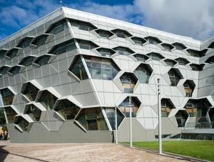 Współczesna architektura Wielkiej Brytanii: Uniwersytet w Coventry