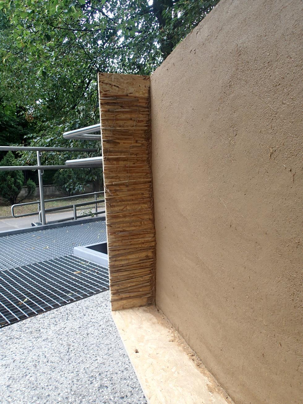 Tynki naturalne: gotowa ściana