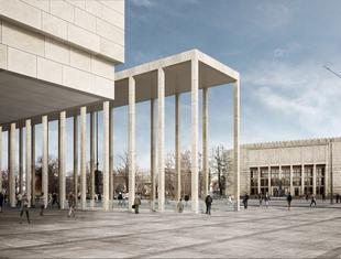 Nowa inwestycja w Krakowie: projekt centrum handlowego na miejscu hotelu Cracovia