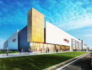 Nowe inwestycje: otwarcie galerii handlowej Amber w Kaliszu