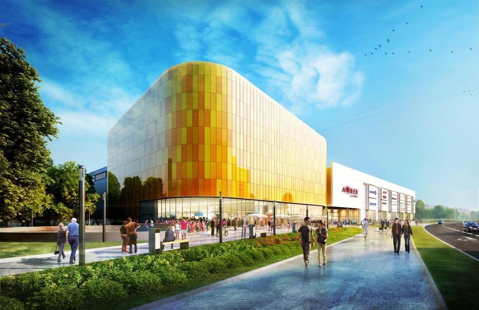 Galeria Amber w Kaliszu. Otwarcie nowego centrum handlowego
