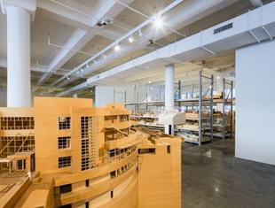 Muzeum modeli architektonicznych Richarda Meiera