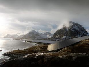 Współczesna architektura skandynawska: Snøhetta projektuje Hotel Opera na Lofotach