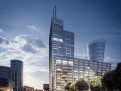 JEMS Architekci: projekt wieżowca Generation Park w Warszawie