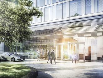 Biurowiec Prime Corporate Center. Współczesna architektura Warszawy