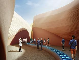 Pawilon wystawowy Expo 2015. Norman Foster projektuje dla Zjednoczonych Emiratów Arabskich