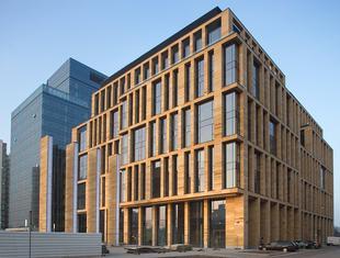 Gdański Business Center - biurowce. Nowa inwestycja w Warszawie