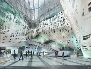 Pawilon wystawowy Włoch na Expo 2015 w Mediolanie: Nemesi & Partners