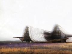 Expo 2015: pawilon wystawowy Chin projektu Studio Link-Arc