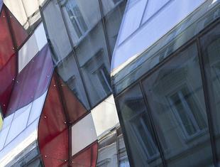 Chmielna 25 - nowa plomba architektoniczna w Warszawie wg projektu Bulanda, Mucha Architekci