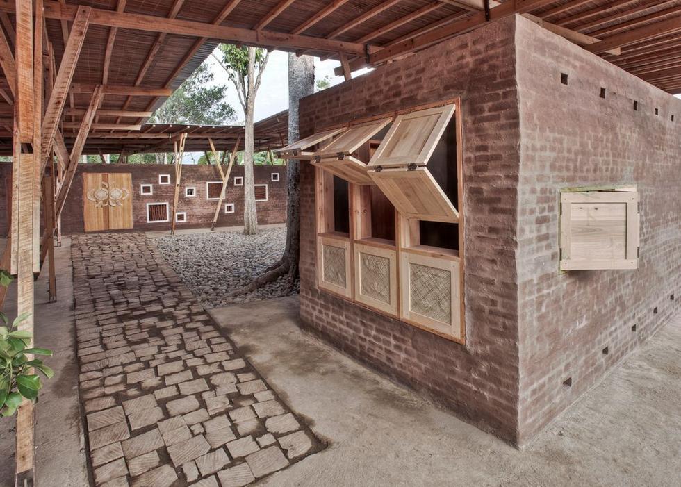 Ceramika budowlana, Brick Award 2014