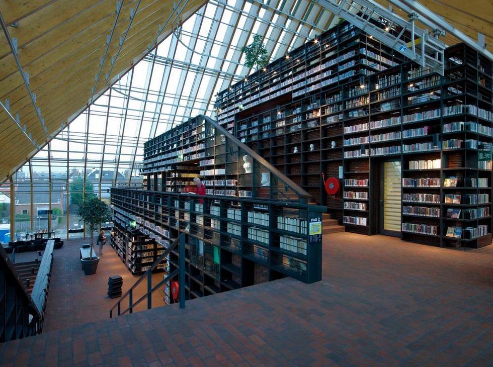 MVRDV, Brick Award 2014, architektura ceglana