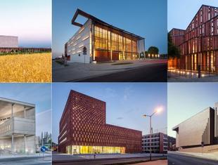 Architektura Małopolski i Śląska. Dziesięć lat Polski w Unii Europejskiej - wystawa plenerowa w Krakowie