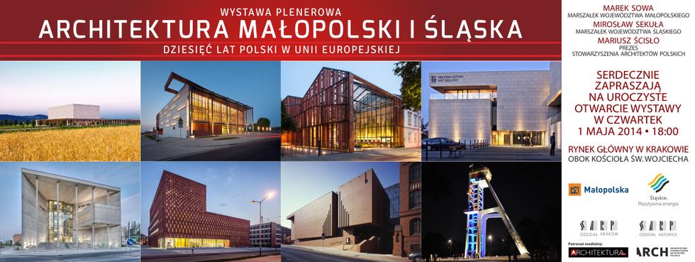 Współczesna architektura Małopolski i Śląska, SARP