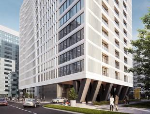 Atrium 2 – nowy biurowiec w architekturze Warszawy powstanie według projektu PRC Architekci