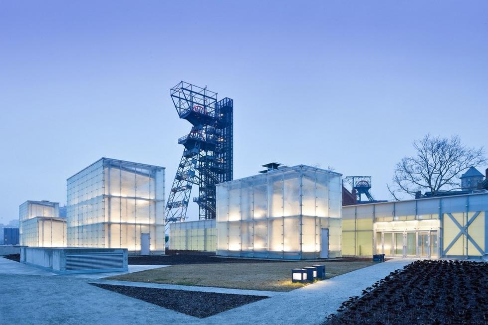 Muzeum Śląskie w Katowicach, Riegler Riewe