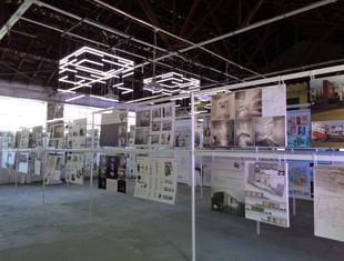 Obrady jury konkursu studenckiego Mieszkanie młodego architekta