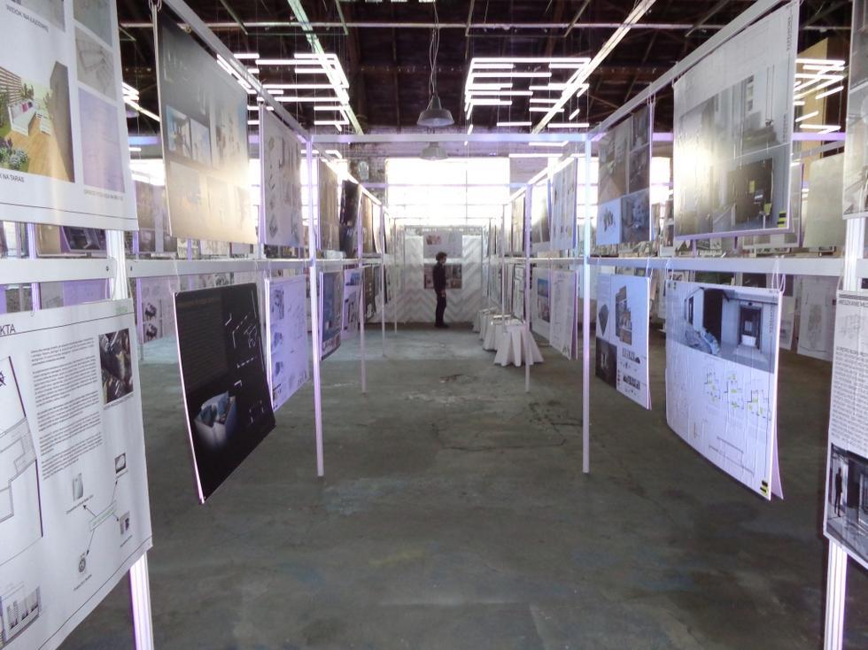 Mieszkanie młodego architekta: obrady jury