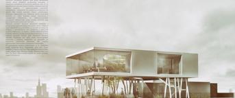 Nagroda główna w konkursie studenckim Mieszkanie młodego architekta