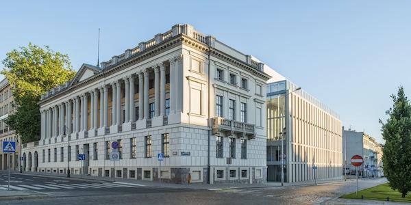 Biblioteka Raczyńskich w Poznaniu, JEMS Architekci