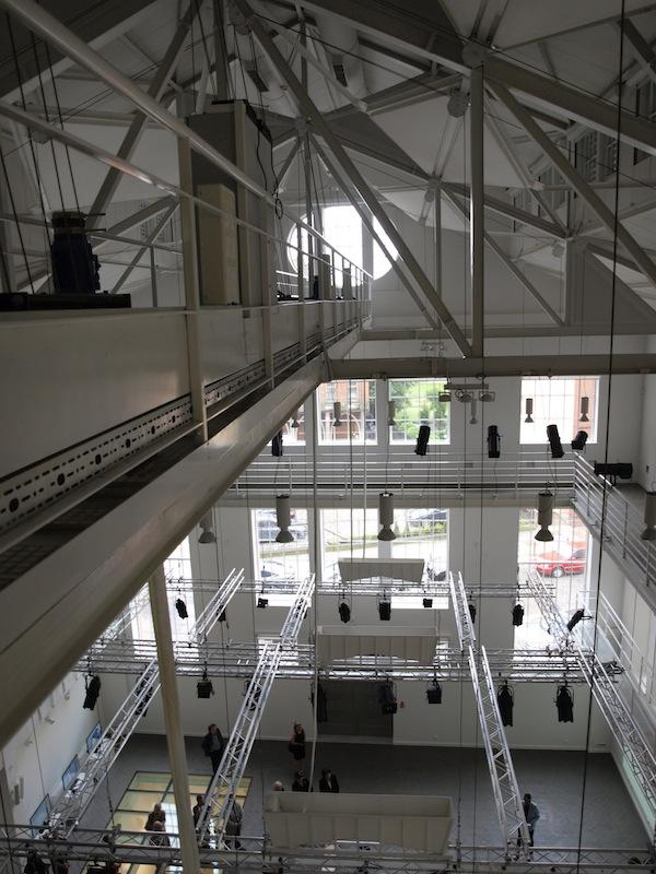 Trafostacja Sztuki w Szczecinie, Studio A4