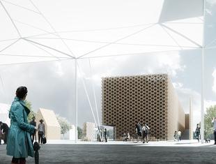 Projekt pawilonu Polski na EXPO 2015: Polska po drugiej stronie lustra