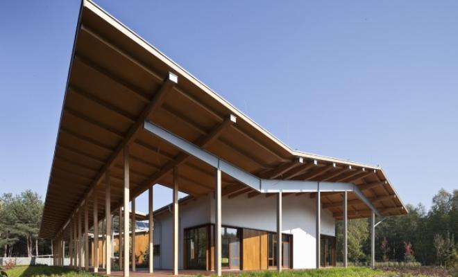 Grupa 5 Architekci: dom jednorodzinny w Czarnowie