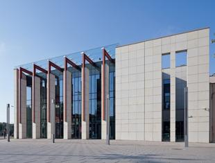 Sala koncertowa w Łodzi według projektu NOW Biura Architektonicznego
