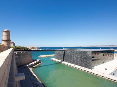 Współczesna architektura Francji. Muzeum Cywilizacji Europejskiej i Śródziemnomorskiej w Marsylii