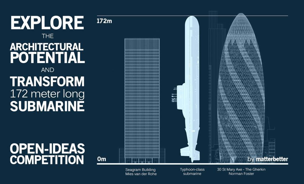 Okręt podwodny klasy Typhoon i współczesna architektura