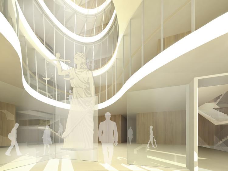 Atrium, Sąd Rejonowy Katowice Wschód