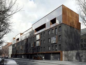 Poznańska pracownia architektoniczna Easst.com zaprojektowała centrum kulturalne w Berlinie
