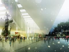 Thomas Phifer and Partners zaprojektuje Muzeum Sztuki Nowoczesnej i TR w Warszawie