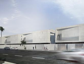 Moomoo architects: zespół budynków mieszkalnych w Arabii Saudyjskiej