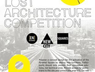 Międzynarodowy konkurs architektoniczny na przebudowę placu w Tiranie
