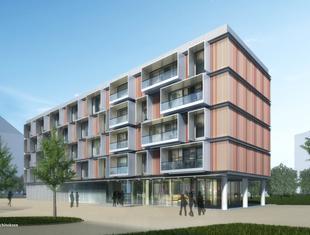 Budownictwo energooszczędne w Chinach. Wielorodzinny budynek pasywny projektu Peter Ruge Architekten