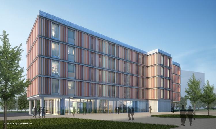 Wielorodzinny budynek energooszczędny