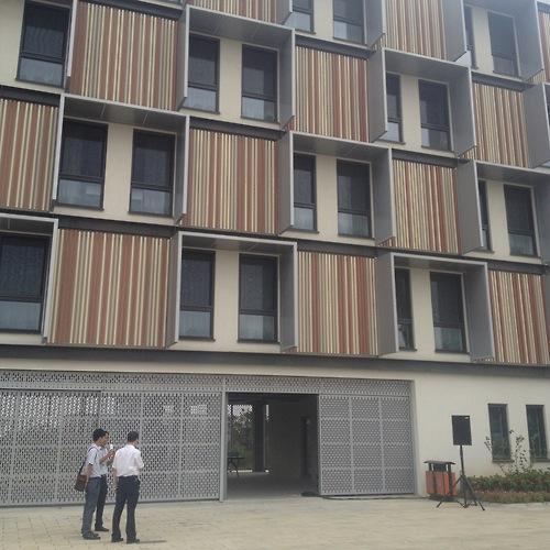 dom pasywny, architektura Chin