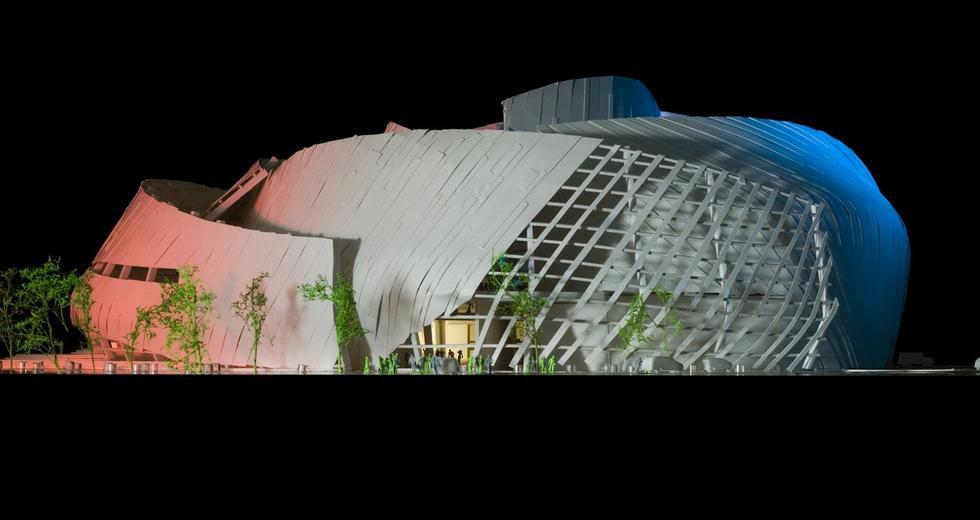 fotka z /zdjecia/Henning_Larsen_Architects_Massar_Model_02_big.jpg