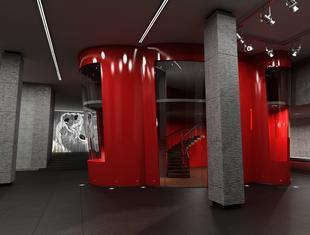 Centrum Kultury Zamek - rozbudowa i modernizacja