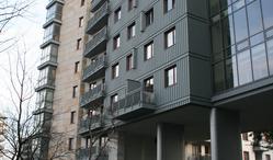 Zespół mieszkalno-usługowy KEN-BIS, I etap