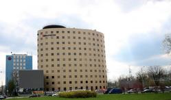 Budynek biurowy. Siedziba Grupy Kapitałowej Kolporter